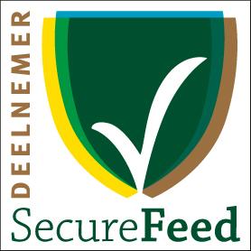 Van Benthem Minerals is aangesloten bij SecureFeed